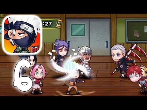 Ninja Rebirth (Naruto) - Gameplay Walkthrough Part 6 - Konan