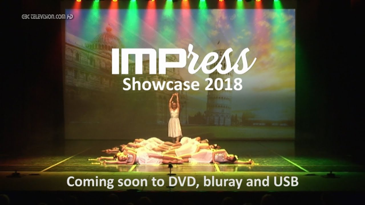 Impress Showcase 2018:Italian Dreams Teaser