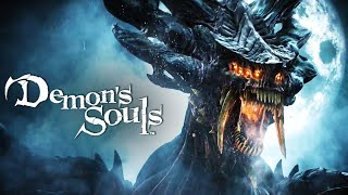 Demon's Souls Remake should not have a easy mode. Rant time!