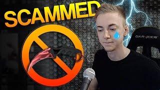CS:GO - Story of How I got SCAMMED!