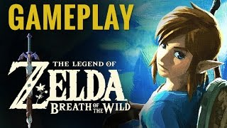 The Legend of Zelda: Breath of the Wild | Nintendo Switch Gameplay #1