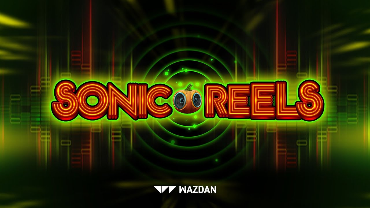 Sonic Reels (Wazdan)