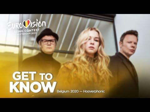 🇧🇪: Get To Know - Belgium 2020 - Hooverphonic