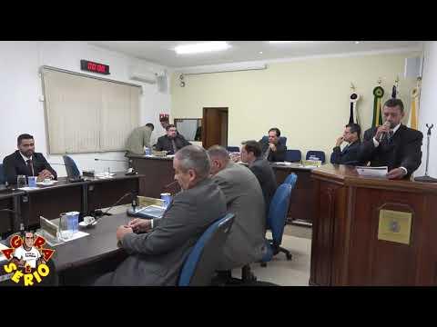 Tribuna Vereador Vanderleizinho dia 26 de Março de 2019