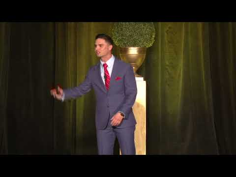 2017 State Conference Highlight | Keynote Speaker Richie Contartesi