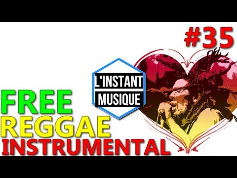 Instru reggae acoustic cool riddim by l'instant musique