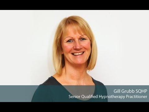 Introduction to Gill Grubb at the Stop Smoking Clinic