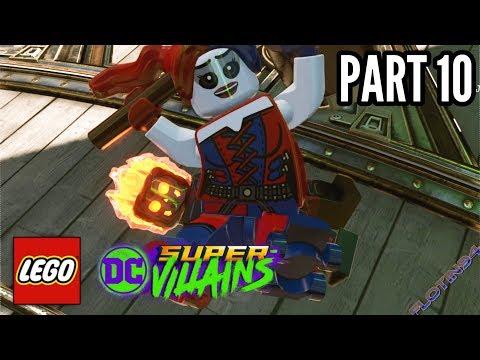 LEGO DC Super Villains #10 | APOKOLIPS HAS ARRIVED