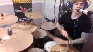 Tom Petty Deliver me Drums & Vocals cover 1