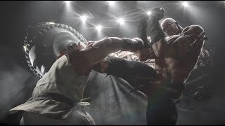 Street Fighter V: Arcade Edition – Cinematic Opening