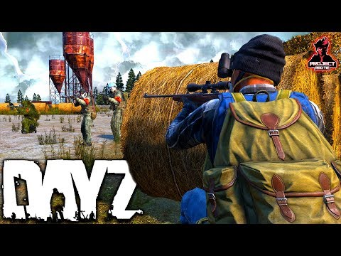 Destroying the competition in DayZ...