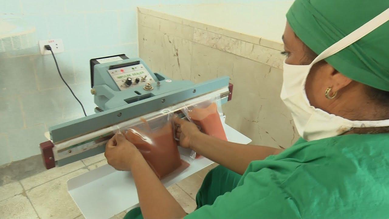 Alcanza gran impacto minindustria inaugurada en el municipio granmense de Cauto Cristo