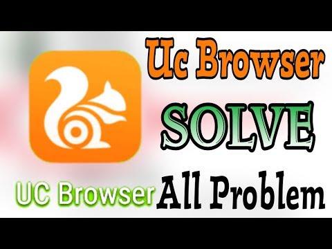 Cómo solucionar todos los problemas del navegador Uc en Android