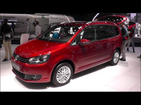 Volkswagen Touran 2015 In detail review walkaround Interior Exterior