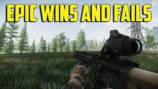 Escape From Tarkov - Epic Wins and Fails