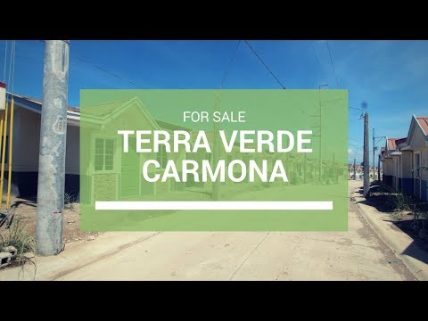 Terra Verde Residences - House and Lot Community in Carmona, Cavite