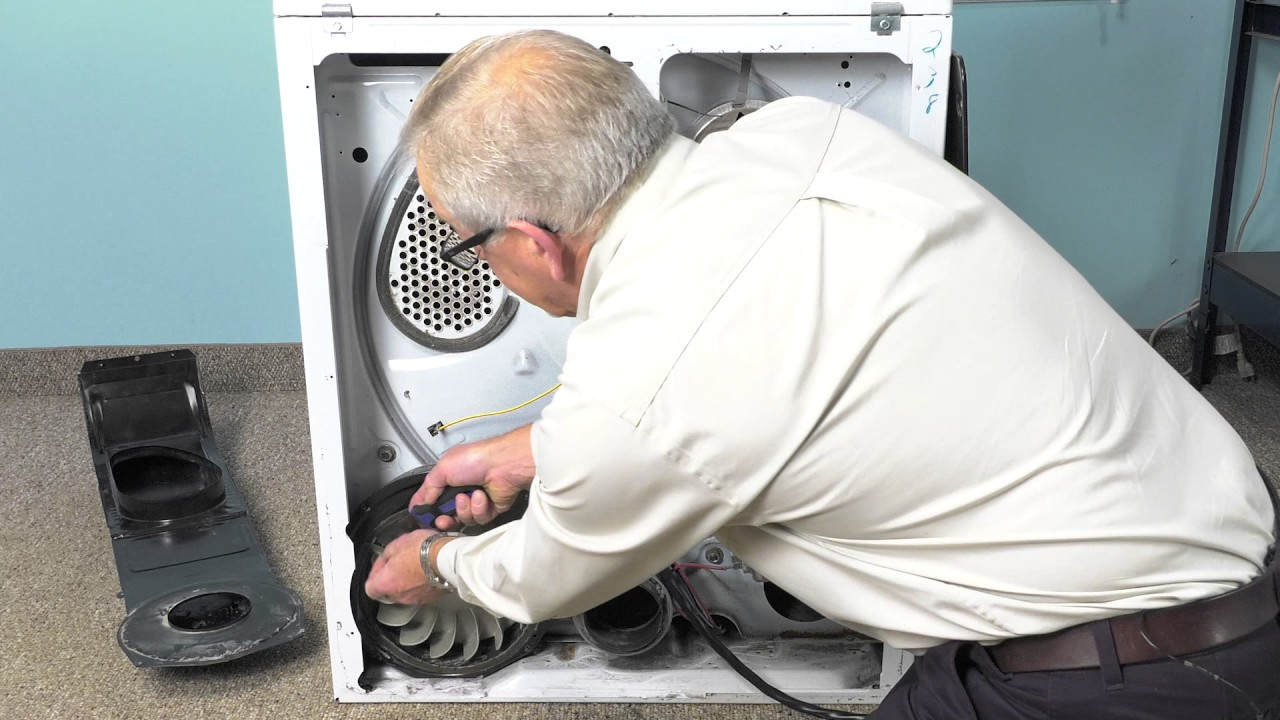 Replacing your Kenmore Dryer Lint Chute Seal