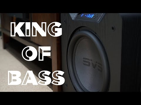 SVS SB-4000 Subwoofer Review