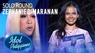 Zephanie Dimaranan - I Believe | Solo Round | Idol Philippines 2019