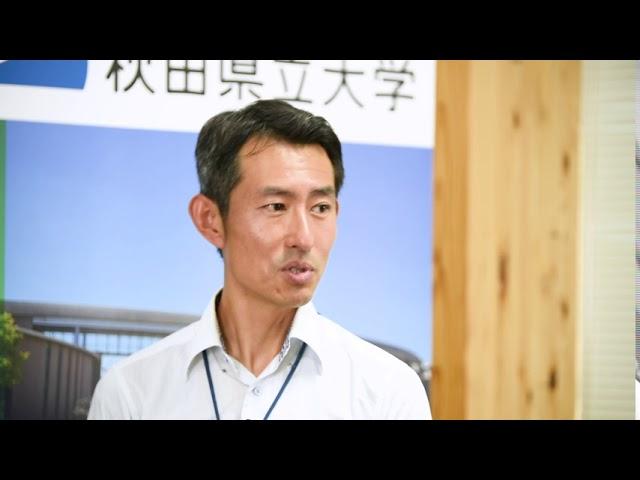 生物資源科学部 生物環境科 早川 敦 准教授 流域生態系の物質循環 八郎湖流域のリンの濃度はなぜ高い?
