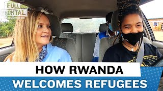 Rwandans and the UNHCR Are Treating Refugees with Empathy