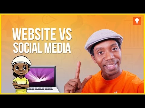 Personal Branding and Why You Need a Website VS. Social Media
