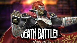 Ganondorf Reigns Over DEATH BATTLE!