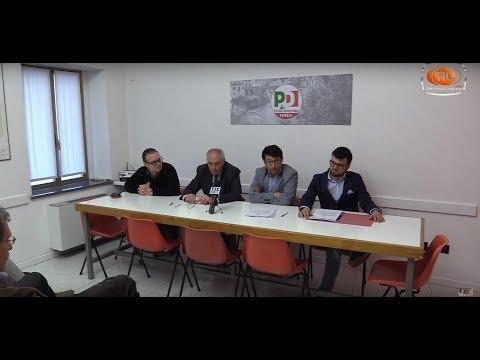 Preview video Ivrea: presentazione lista candidati del PD per le prossime elezioni comunali di Ivrea