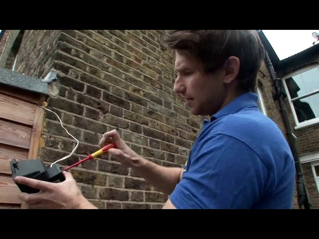 How to install man protected earthing