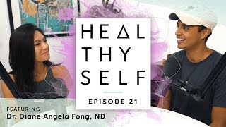 Dr. Fong on the Heal Thy Self Podcast