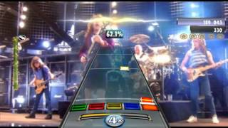 Rock Band: AC/DC - Rising Power [100% Expert Guitar]
