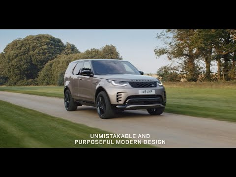 Land Rover Discovery - The Ultimate Family SUV