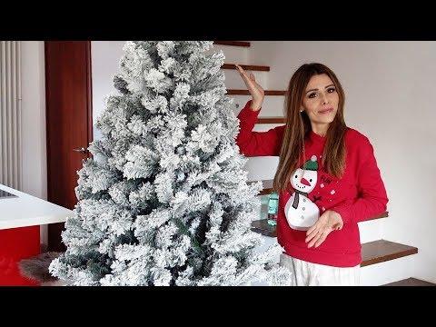 ALBERO DI NATALE DA 500 EURO !!! - Vlog mercoledì 5 Dicembre 2018