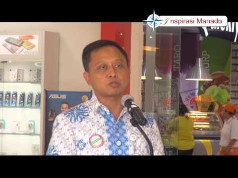 BPJS LAUNCHING POINT OF SERVICE DI LIPPO PLAZA MANADO