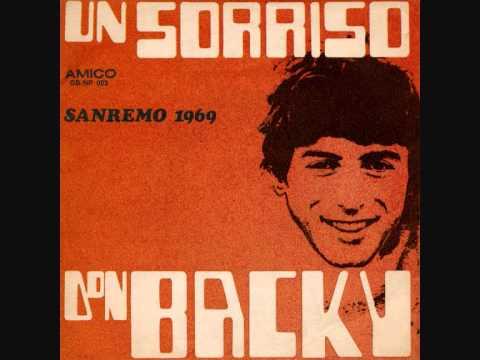 Don Backy - Un Sorriso (1969)