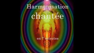 Harmonisez vos chakras