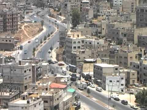 #11 ГИС-Туризм. Амман, Иордания