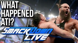 WHAT HAPPENED AT: WWE SmackDown Live After WrestleMania 35