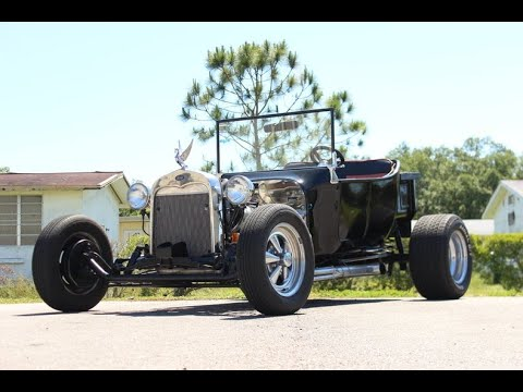 Video of Classic '28 Ford T Bucket - $13,497.00 Offered by Skyway Classics - PZWE