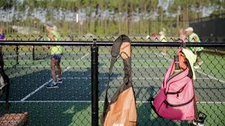 Pickleball at Hampton Lake