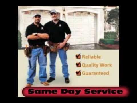Same Day Service | Garage Door Repair Scottsdale, AZ