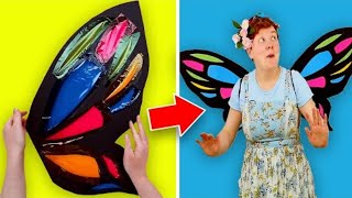 13 DIY Fancy Dress Crafts And Accessories