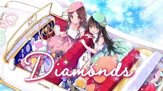 ClariS 『Diamonds』リリックMV