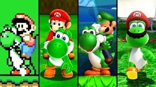 TCRF] - Unused New Super Mario Bros  U Deluxe Levels - Part 2 - Skawo