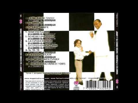 JIMMY Y SU COMBO NEGRO GRANDES EXITOS CD ENTERO