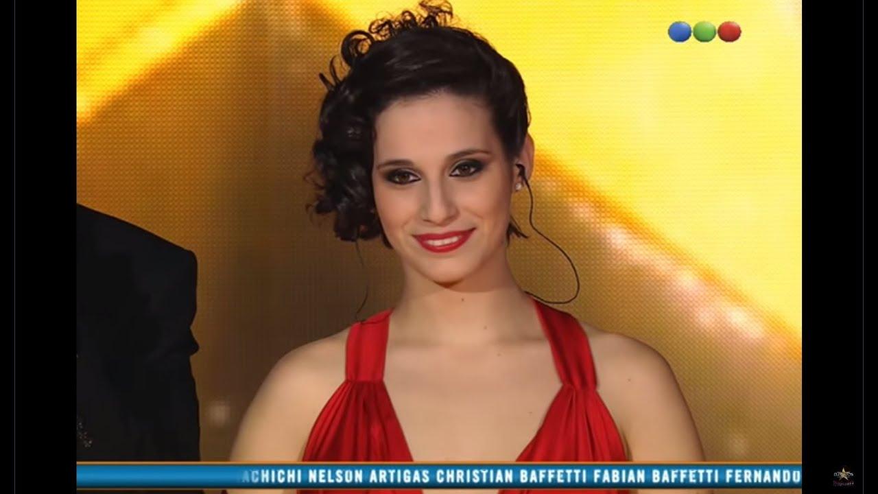 Big Band: Diana Amarilla canta «Like A Prayer» – Elegidos #Elegidos