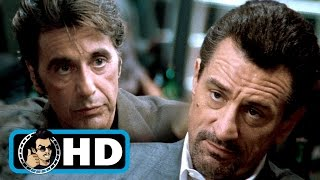 HEAT Movie Clip   Diner Scene |FULL HD| Al Pacino, Robert De Niro Thriller (1995)