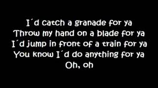 Bruno Mars - Grenade - Lyrics [ 1 Hour Loop - Sleep Song ]
