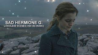 Sad Hermione Granger Scenes [Logoless+1080p] (NO BG Music)