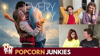 Everyday Movie Trailer Family Review & Reaction